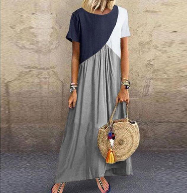 Dámské maxi šaty Koela 1