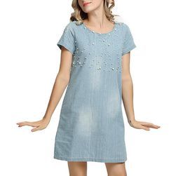 Джинсовое платье Ghislaine