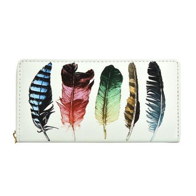 Dámská peněženka Fleary 1