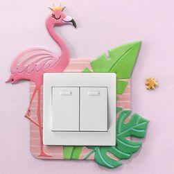 Декоративная наклейка для выключателя B06064