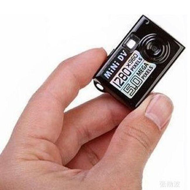 Minikamera 1,3Mp 1280x960 - bílé a černé provedení 1