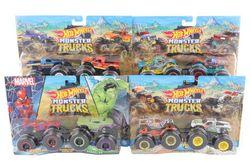 Hot Wheels Monster trucks demolačné duo FYJ64 TV 1.3.-30.6.2020 SR_DS11876661