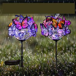Садовые Светильники на солнечных батареях SOZ03