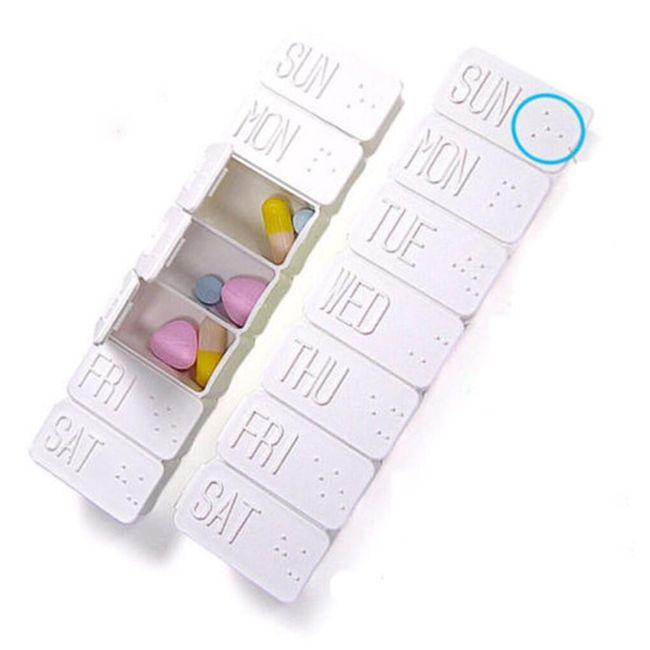 Pudełko na leki Calinno 1