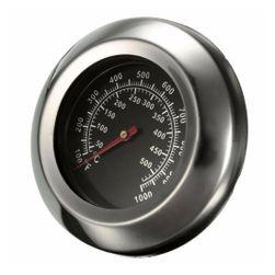 Термометър за барбекю с две скали