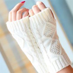 Женские перчатки без пальцев DR7