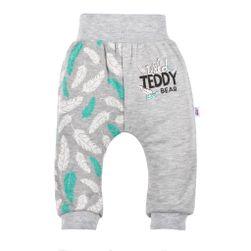 Dojčenské bavlnené tepláčky RW_teplacky-wild-teddy-nbyo202