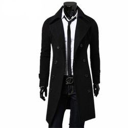 Muški kaput Giorgio - 3 varijante