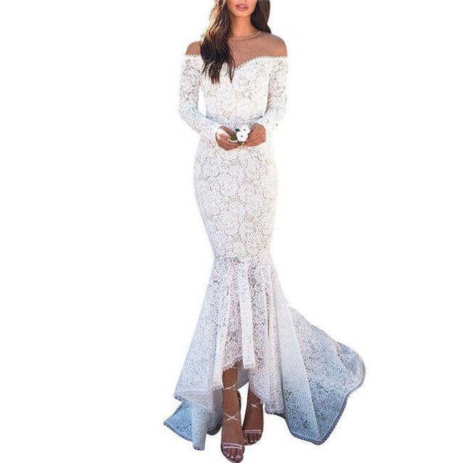 Damska sukienka wizytowa Alegia 1
