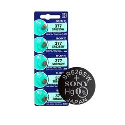 Dugmasta baterija SR626SW Sony