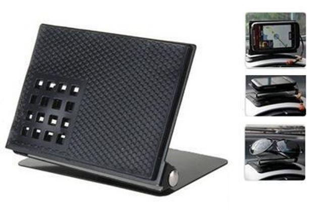 Protiskluzový držák na telefon či navigaci - auto doplněk 1