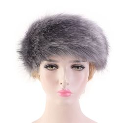 Женская зимняя повязка на голову DGRG5