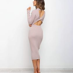 Women's dress with bare back Kennsa