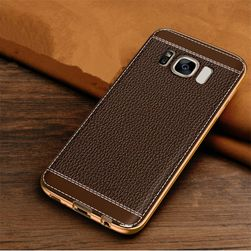 Pouzdro pro Samsung Galaxy S8 z umělé kůže