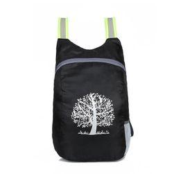 Voděodolný skládací batoh s motivem stromu - 6 barev