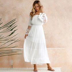 Ženska haljina sa dugačkim rukavima Balbina