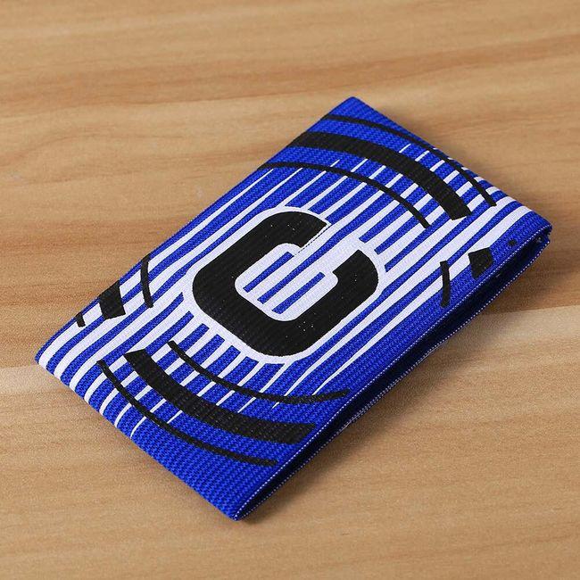 Banderolă de căpitan fotbal - 5 culori 1