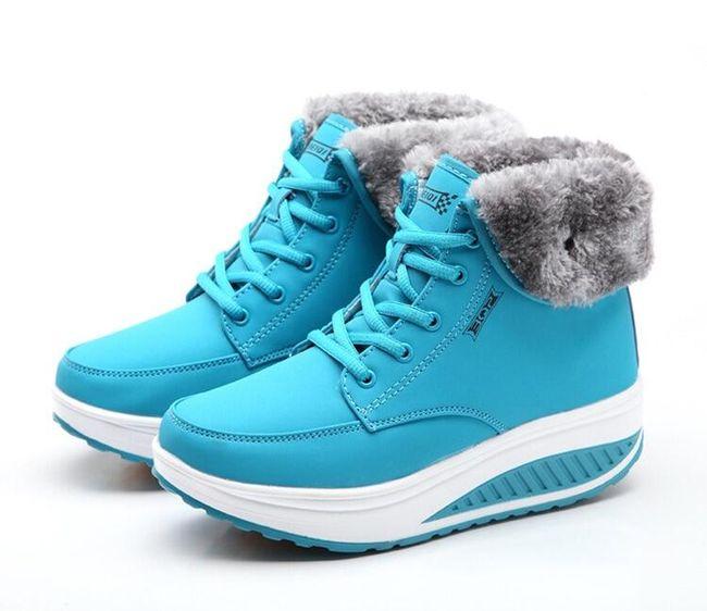 Zimní boty Maci - 3 barvy 1