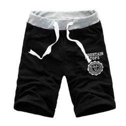 Moške kratke hlače z vezalko - 4 barve