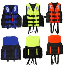 Kamizelka ratunkowa do uprawiania sportów wodnych