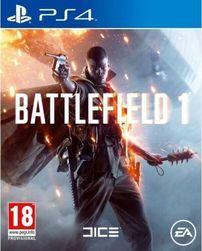 Játék (PS4) Battlefield 1