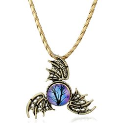 Šperk v podobě fidget spinneru