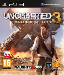 Hra (PS3) Uncharted 3: Drake's Deception