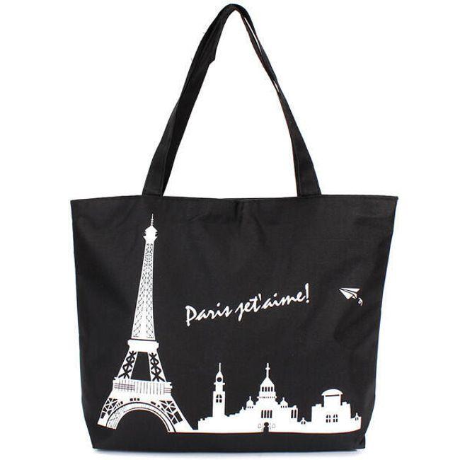 Válltáska Párizs motívumokkal - 5 változat