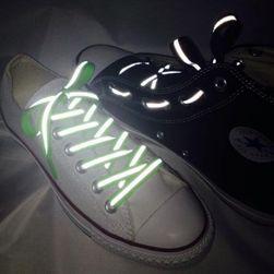 Şireturi plate reflectorizante pt. sportivi - 7 culori
