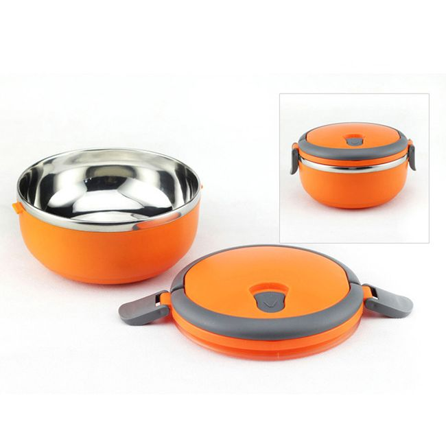 Izolační box na jídlo - 3 barvy 1