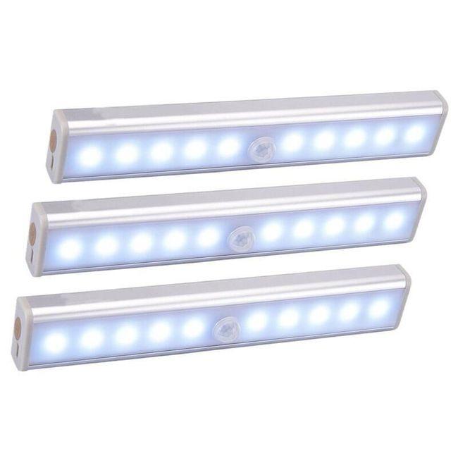 LED světlo s pohybovým senzorem LSS154 1