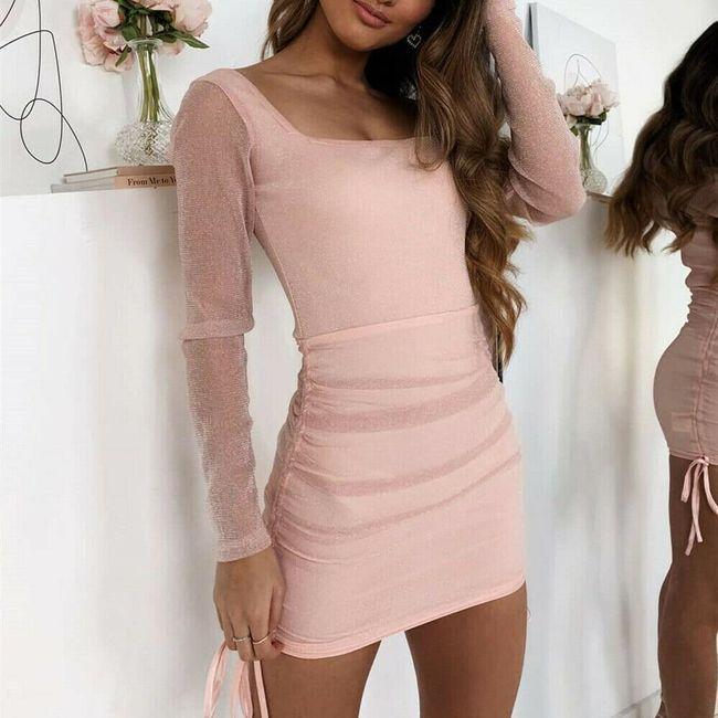 Dámské mini šaty TF6891 1