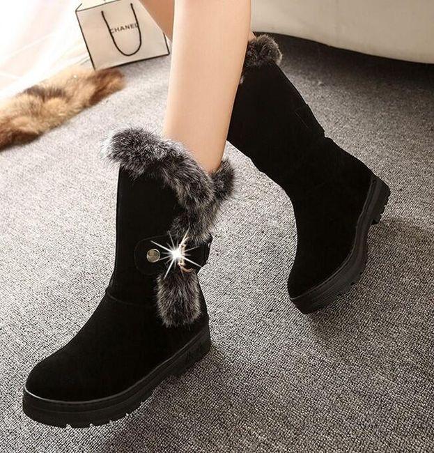 Damskie buty zimowe Posie 1