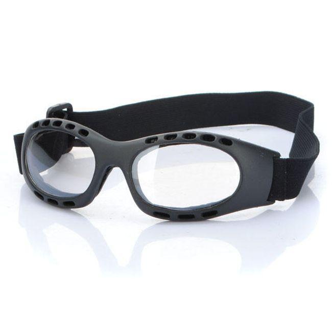 Sportovní brýle s čirými skly - nejen pro motorkáře 1