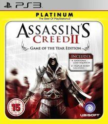 Játék (PS3) Assassin's Creed II GOTY