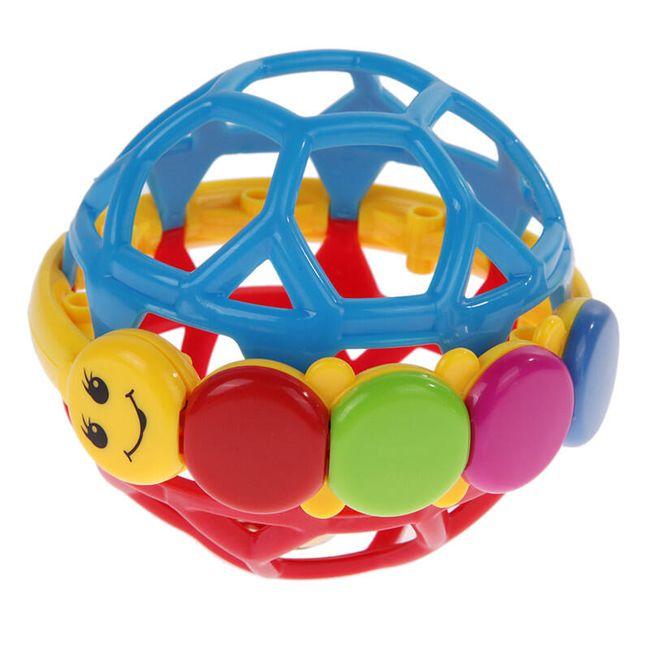 Chrastítko pro děti - barevné 1