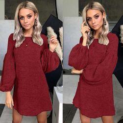Dámské pletené šaty Leonela - velikost 2
