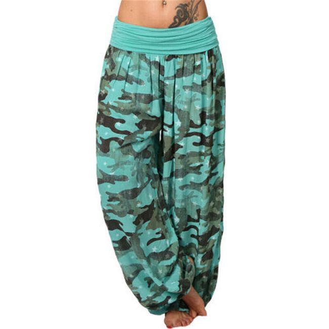 Ženske pantalone Emeraude 1
