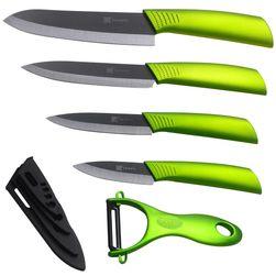 Kerámia kés + kaparó készlet