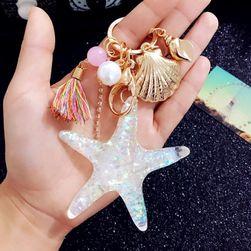 Medál tengeri csillaggal