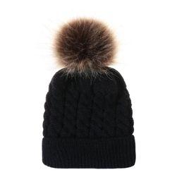 Çocuk kışlık şapka Lake