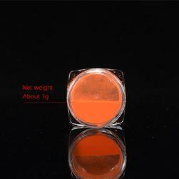 Pulbere fluorescentă pentru unghii - 13 variante