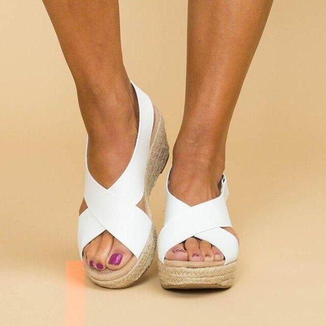 Platform ayakkabı Mara 1