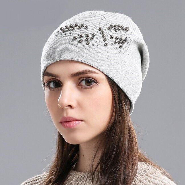 Damska czapka DC4578 1