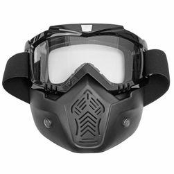 Masca pentru motociclisti sau ciclisti