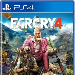 Joc (PS4) Far Cry 4