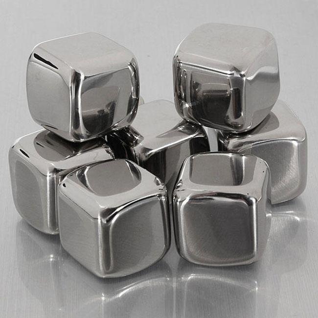 Metalne kocke za hlađenje 1
