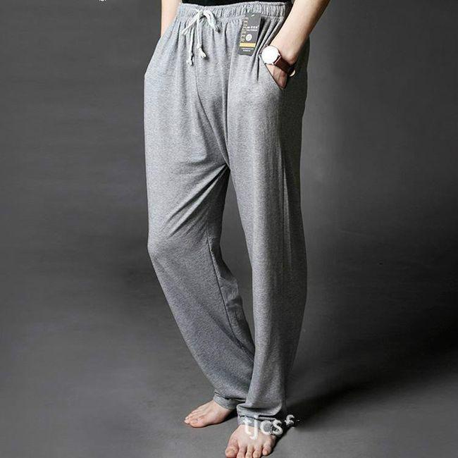 Pánské pyžamové kalhoty 1