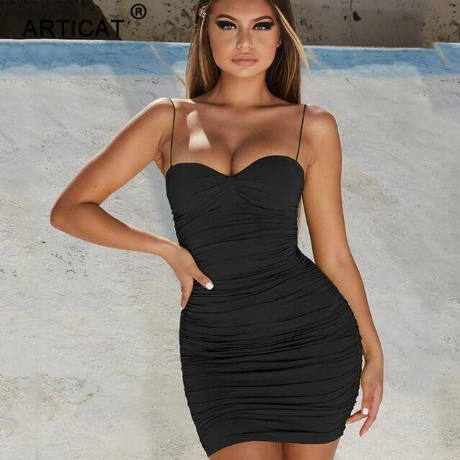 Dámské šaty Brigid 1