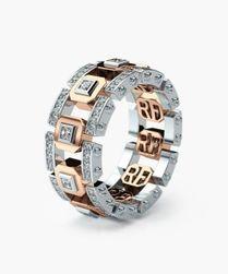 Ženski prsten B05395